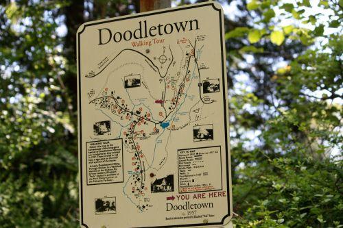 Doodletown map