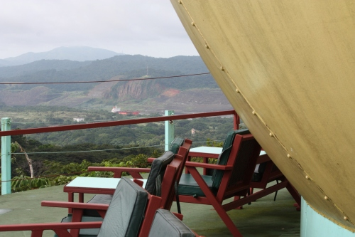 Roof of Canopy Tower
